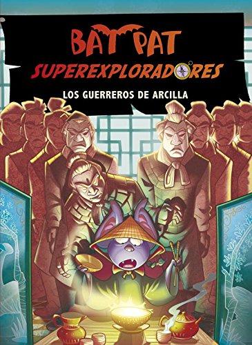 Los guerreros arcilla Bat Pat Superexploradores 4