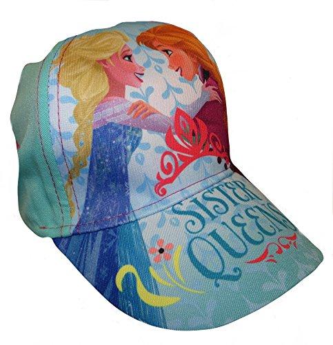 Preisvergleich Produktbild Disney Frozen Anna und Elsa Baseballkappe