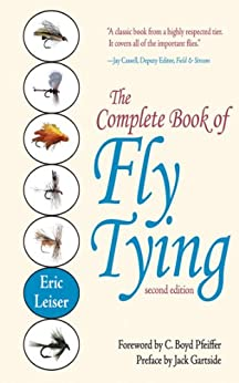The Complete Book of Fly Tying par [Leiser, Eric]