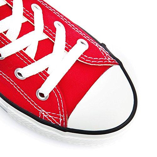 Converse  Scarpe Da Ginnastica, Bambini Rosso(Red)