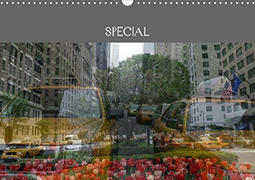 New York Special (Wall Calendar 2020 DIN A3 Landscape): Dynamic pictures of a dream town. (Monthly calendar, 14 pages ) (Calvendo Places)