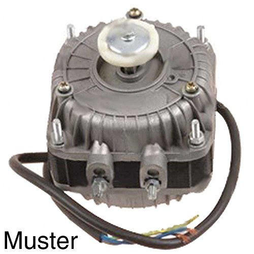 Motor EBM M4Q045-BD01-01/A74, 230 V / 1 / 50 Hz, Kapazität/Leistung 5/29 W (230v Motor)