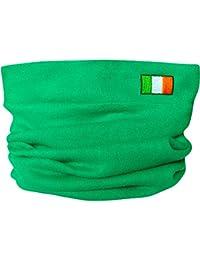 Green Republic of Ireland Super Soft Fine Knit Winter Neck Snood Scarf