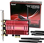 PC/Hackintosh - Handoff and Continuity 802.11AC Desktop Wifi Card PCI Express Wlan Card BCM94360 ac1900 Wifi 8