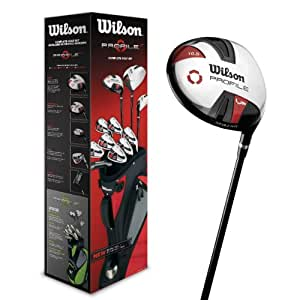 Wilson Profile VF Steel Mens + 1 inch long- Right Hand