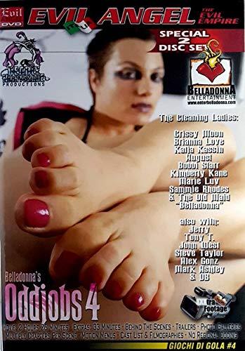 S. MOVIE DVD Top wet girls 4 EV. ANGEL