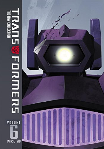 Transformers: IDW Collection Phase Two Volume 6 por James Roberts