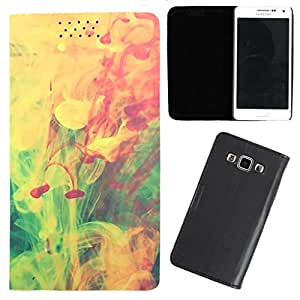 DooDa - For Micromax A65 Smarty PU Leather Designer Fashionable Fancy Flip Case Cover Pouch With Smooth Inner Velvet