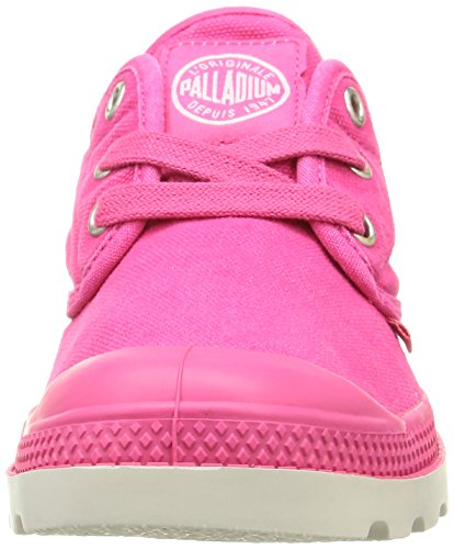 Palladium Us Oxford Lp F, Baskets Basses Femme Rose (B79 Beetroot/Purple/Silver Bi)