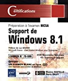 Support de Windows 8.1 - Préparation à la Certification MCSA - Examen 70-688...
