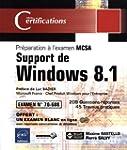 Support de Windows 8.1 - Pr�paration...