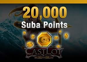 20,000 Suba Points: Castlot [Game Connect]