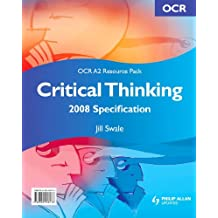 AS Critical Thinking OCR  Assessing and Developing Argument  Student  Workbooks     pk