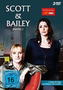 Scott & Bailey - Staffel 1 [3 DVDs]