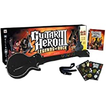 Guitar hero III : legends of rock - Bundle (jeu + guitare )