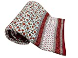 Shop Rajasthan Reversible Print Cotton T...