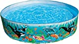 #6: INTEX Snapset Pool, Multi Color (8-feet) - 58472