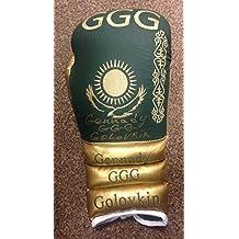 A4 /Hervorragende Qualit/ät/ /30,5/x 20,3/cm Gennadi golowkin GGG unterzeichnet Foto Print 3/