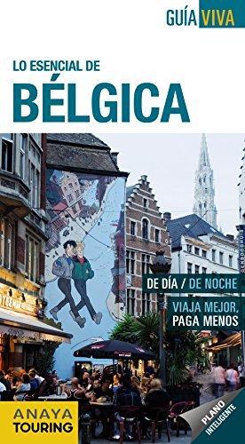 Belgica / Belgium (Guia Viva / Live Guide) by Maria Felicidad Garcia Alvarez (2012-02-06)