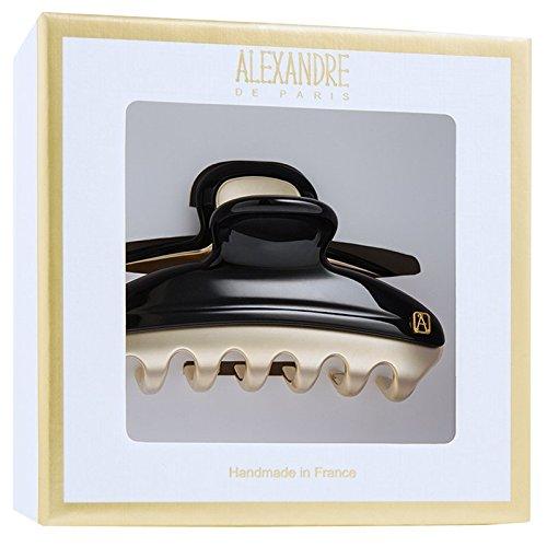 Alexandre Pince Vendôme Medium schwarzGeschenkebo - Paris De Alexandre