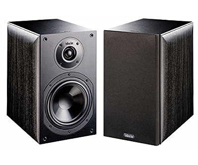 INDIANA LINE Diffusore da Scaffale Nota 260X 2 Vie Potenza 100W colore Nero prezzo scontato su Polaris Audio Hi Fi