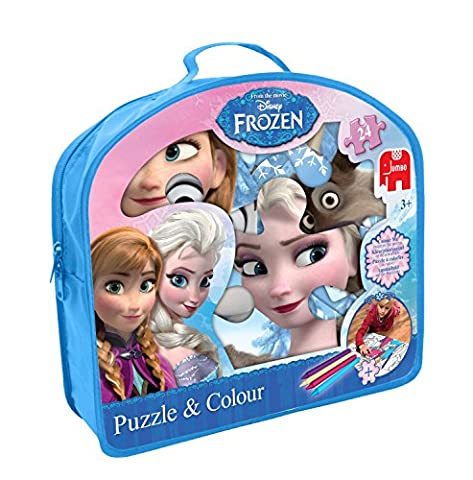 Disney Frozen Giant and Colour Floor Jigsaw Puzzle