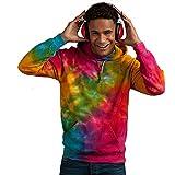 Colortone - Unisex Batik Hoodie Swirl