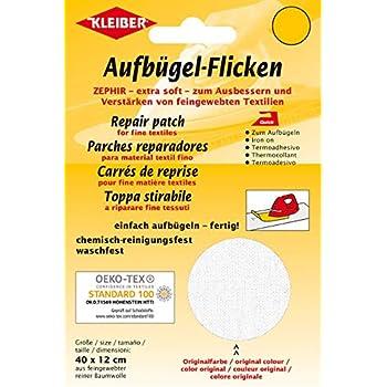 Aufbügler orange 4 Stk Patch Jeansflicken Aufnäher Reparaturflicken Flicken 231