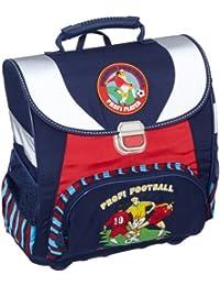 Amaro 3139-00_O6 Kit de rentrée Football Cartable et accessoires Bleu