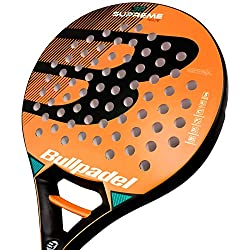 Pala de pádel Bullpadel Supreme Orange
