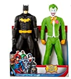 Batman und Jocker 2er Set Figuren jeweils 50 cm - beweglich