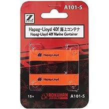 galga Z A101-5 Hapag-Lloyd 40F contenedor maritimo (2 piezas)