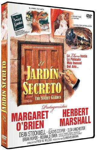 El Jardín Secreto (1949) [Spanien Import] (The Secret Garden Film)