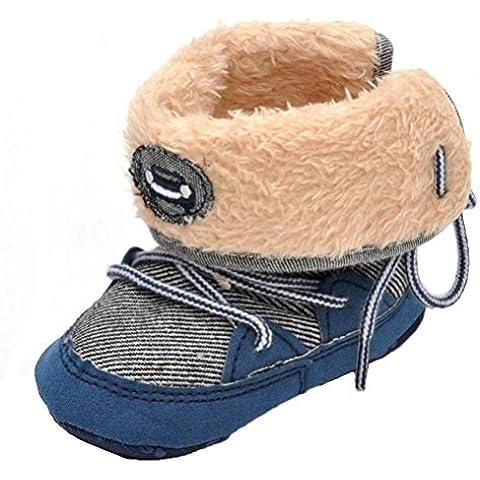 Zapatos de bebé,Xinantime Zapatos de la Nieve Botas para Niños Pequeños