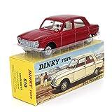 Dinky Toys Atlas 510 Peugeot 204 1/43