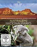 DVD Cover 'Australiens Nationalparks [Blu-ray]