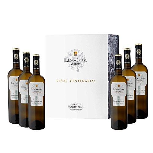 Caja 6 Botellas Baron De Chirel Blanco Verdejo