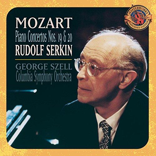 Piano Concertos 19 & 20 -