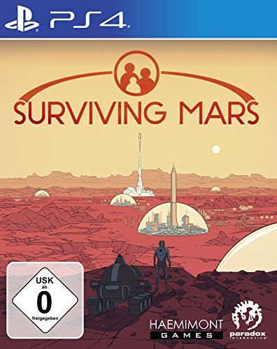 Surviving Mars [Playstation 4] (Playstation 4-strategie-guides)