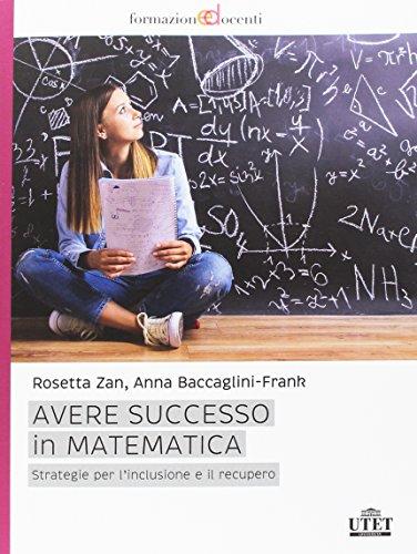 Avere successo in matematica