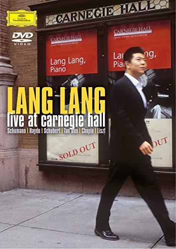 Lang Lang - live at the Carnegie Hall [Import mit deutschen Untertiteln]
