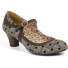 Zapatos Amazon Mujer Ruby Shoo Vintage es qfCfSYU