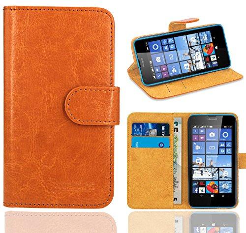 Microsoft Lumia 640 / 640 Dual SIM Handy Tasche, FoneExpert® gebraucht kaufen  Wird an jeden Ort in Deutschland