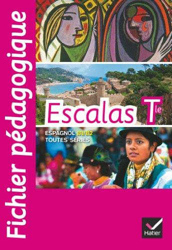 Escalas Espagnol Tle éd. 2012 - Fichier pédagogique