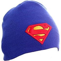 Superman Classic Logo Beanie azul CODI