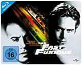 The Fast and the Furious - Limited Quersteelbook [Blu-ray] - Ted Levine, Paul Walker, Vin Diesel, Jordana Brewster, Chad Lindberg