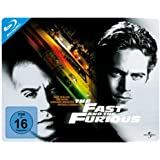 The Fast and the Furious - Limited Quersteelbook