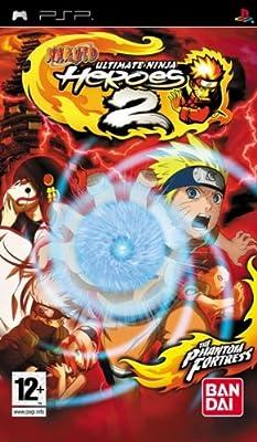 Naruto Ultimate - Ninja Heroes 2 Essentials Pack (Sony PSP)
