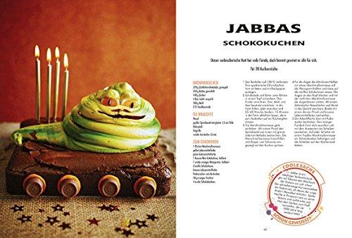 Star Wars™ Backbuch: Kuchen, Torten und Cookies - 7