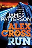Book cover for Alex Cross, Run